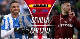 Prediksi Sevilla vs CFR CLUJ 28 Februari 2020