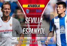 Prediksi Sevilla vs Espanyol 16 Februari 2020