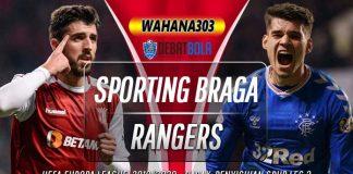 Prediksi Sporting Braga vs Rangers 27 Februari 2020