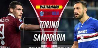Prediksi Torino vs Sampdoria 9 Februari 2020