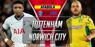 Prediksi Tottenham Hotspur vs Norwich City 5 Maret 2020