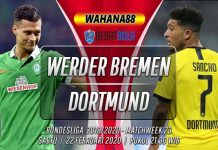 Prediksi Werder Bremen vs Dortmund 22 Februari 2020