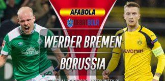 Prediksi Werder Bremen vs Dortmund 5 Februari 2020