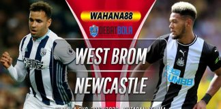 Prediksi West Brom vs Newcastle United 4 Maret 2020