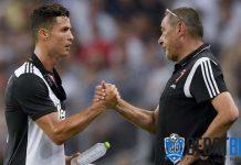 Sarri : Para Pemain Juventus Terlena Karena Sudah Sering Juara