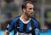 Diego Godin Sesalkan Serie A Terlambat Dihentikan