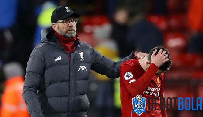 Klopp Akui Pertahanan Liverpool Sedang Buruk