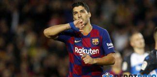 Luis Suarez 'Diuntungkan' Pengunduran Jadwal La Liga
