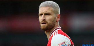 Mustafi Tak Peduli dengan Masa Depannya di Arsenal