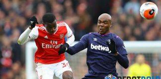 Ogbonna: Harusnya Laga Arsenal vs West Ham Tak Digelar