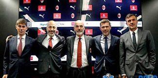 Perseteruan di Tubuh AC Milan