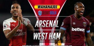 Prediksi Arsenal vs West Ham 7 Maret 2020
