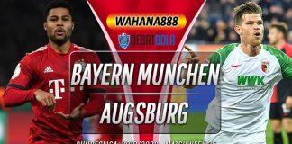 Prediksi Bayern Munchen vs Augsburg 8 Maret 2020