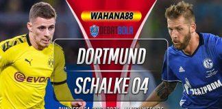 Prediksi Borussia Dortmund vs Schalke 14 Maret 2020