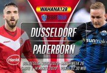 Prediksi Fortuna Dusseldorf vs Paderborn 14 Maret 2020