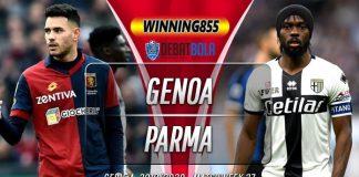 Prediksi Genoa vs Parma 7 Maret 2020