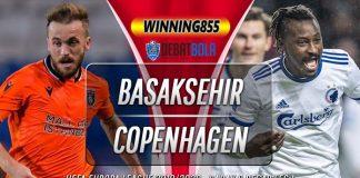 Prediksi Istanbul Basaksehir vs Copenhagen 13 Maret 2020