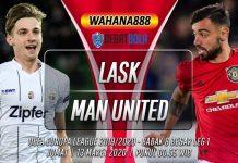 Prediksi LASK vs Manchester United 13 Maret 2020