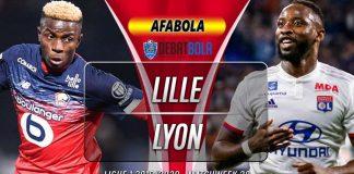 Prediksi Lille vs Lyon 9 Maret 2020