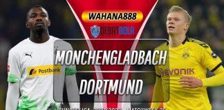Prediksi Monchengladbach vs Borussia Dortmund 8 Maret 2020
