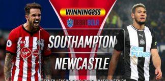 Prediksi Southampton vs Newcastle United 7 Maret 2020