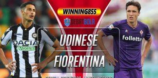 Prediksi Udinese vs Fiorentina 9 Maret 2020