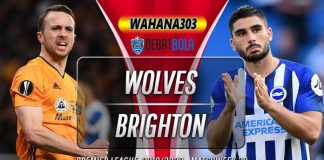 Prediksi Wolves vs Brighton 7 Maret 2020