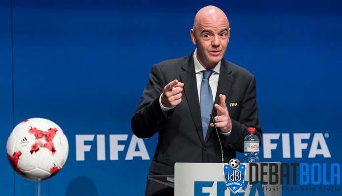 Presiden FIFA: Tak Perlu Panik Terhadap Virus Corona