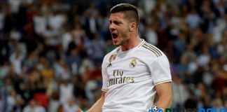 Pulang ke Serbia, Luka Jovic Siap Dihukum Real Madrid