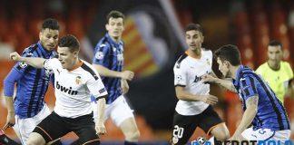 Skuad Valencia Terserang Virus Corona Setelah Pulang dari Atalanta