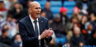Zidane Bahagia di Real Madrid