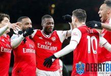 Arsenal Dukung FA Tuntaskan Premier League