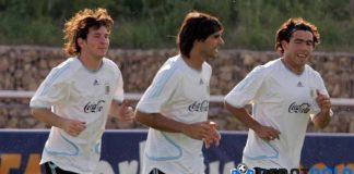 Ayala: Dulu Messi Sangat Pemalu