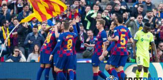 Barcelona Terancam Bangkrut?