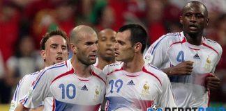 Buntut Kartu Merah di Final Piala Dunia, Eks Bek Kanan Perancis Sempat Benci Zidane
