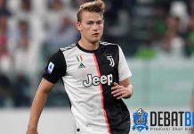 De Ligt Tak Menyesal Gabung Juventus