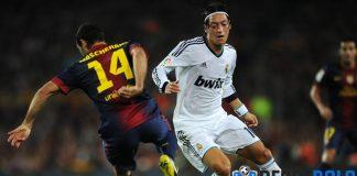 Ingin Gabung Barcelona, Ini Alasan Ozil Lebih Pilih Real Madrid