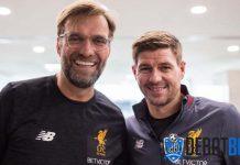 Klopp Ingin Dirinya Digantikan Steven Gerrard