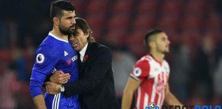 Kritik Diego Costa untuk Antonio Conte