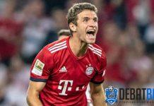Perpanjang Kontrak, Thomas Muller Tegaskan Bahagia di Bayern
