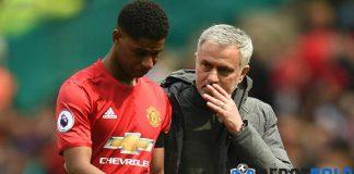 Rashford: Mourinho Membuatku Jadi Lebih Hebat