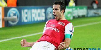 Van Persie: Arsenal Tak Mau Perpanjang Kontrakku