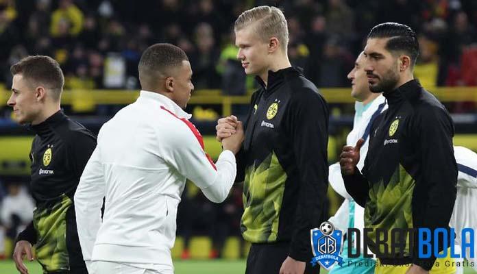 'Mbappe dan Haaland Tipe Pemain yang Diincar Real Madrid'