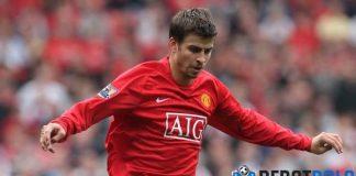 Alasan Pique Dibuang Manchester United