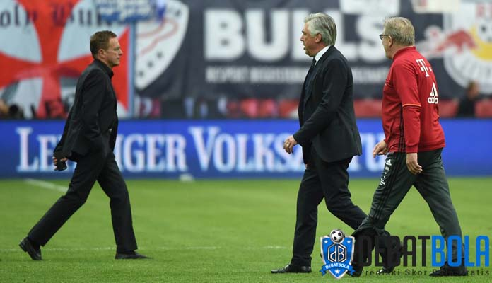 Ancelotti Beri Saran Milan untuk Tak Ragu Rekrut Pelatih Asing
