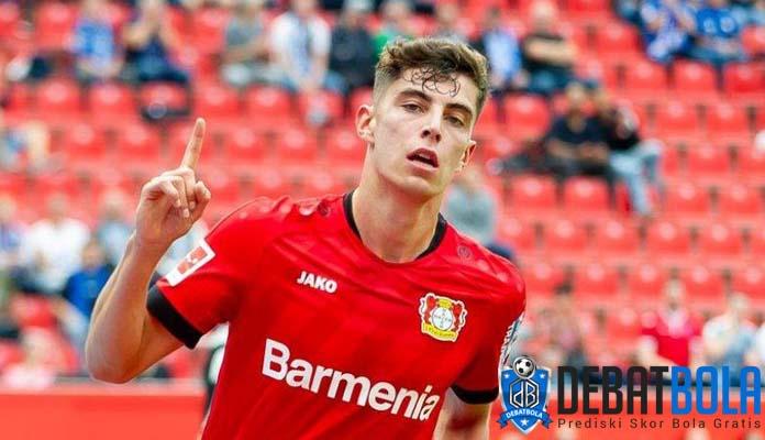 Legenda Leverkusen Sarankan Kai Havertz ke Dortmund