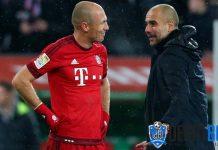 Robben: Pep adalah Ahli Sepakbola Menyerang