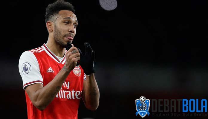 'Aubameyang Terlalu Hebat Buat Arsenal'
