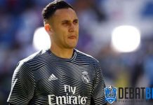 'Navas Layak Dijadikan Legenda Real Madrid'