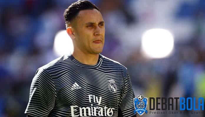 'Navas Layak Dijadikan Legenda Real Madrid'